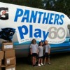 Panther Football comes on campus