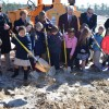 South Brunswick Charter groundbreaking:  New public elementary, no taxpayer cost