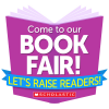 Book Fair is Next Week!