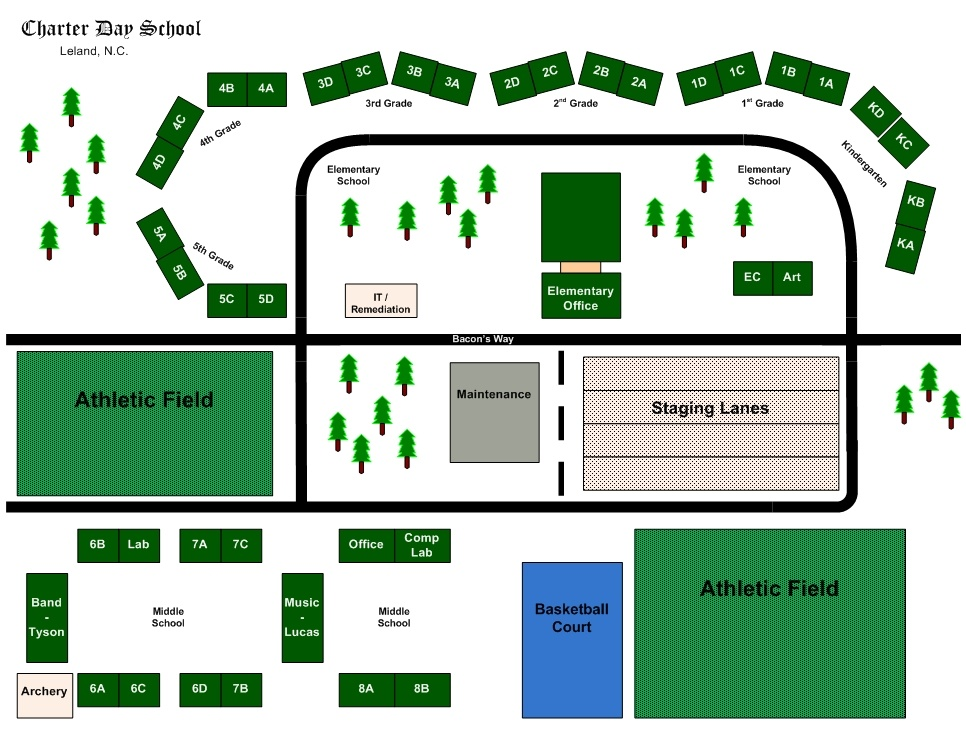 0f438a667a Our campus is purposefully different than many big building public schools.  For safety and ease of drop off and pick up by parents many have described  our ...