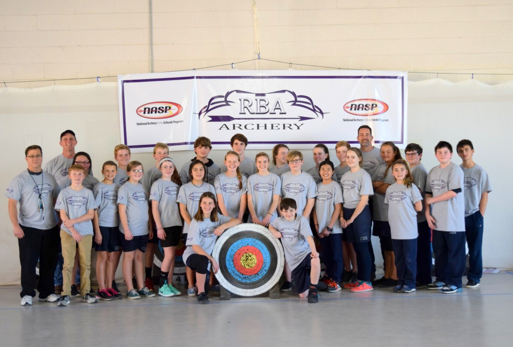 eaaff705ad Team and individual results released today reveal that Charter Day School  (CDS) is home to the top middle school archers in the state.