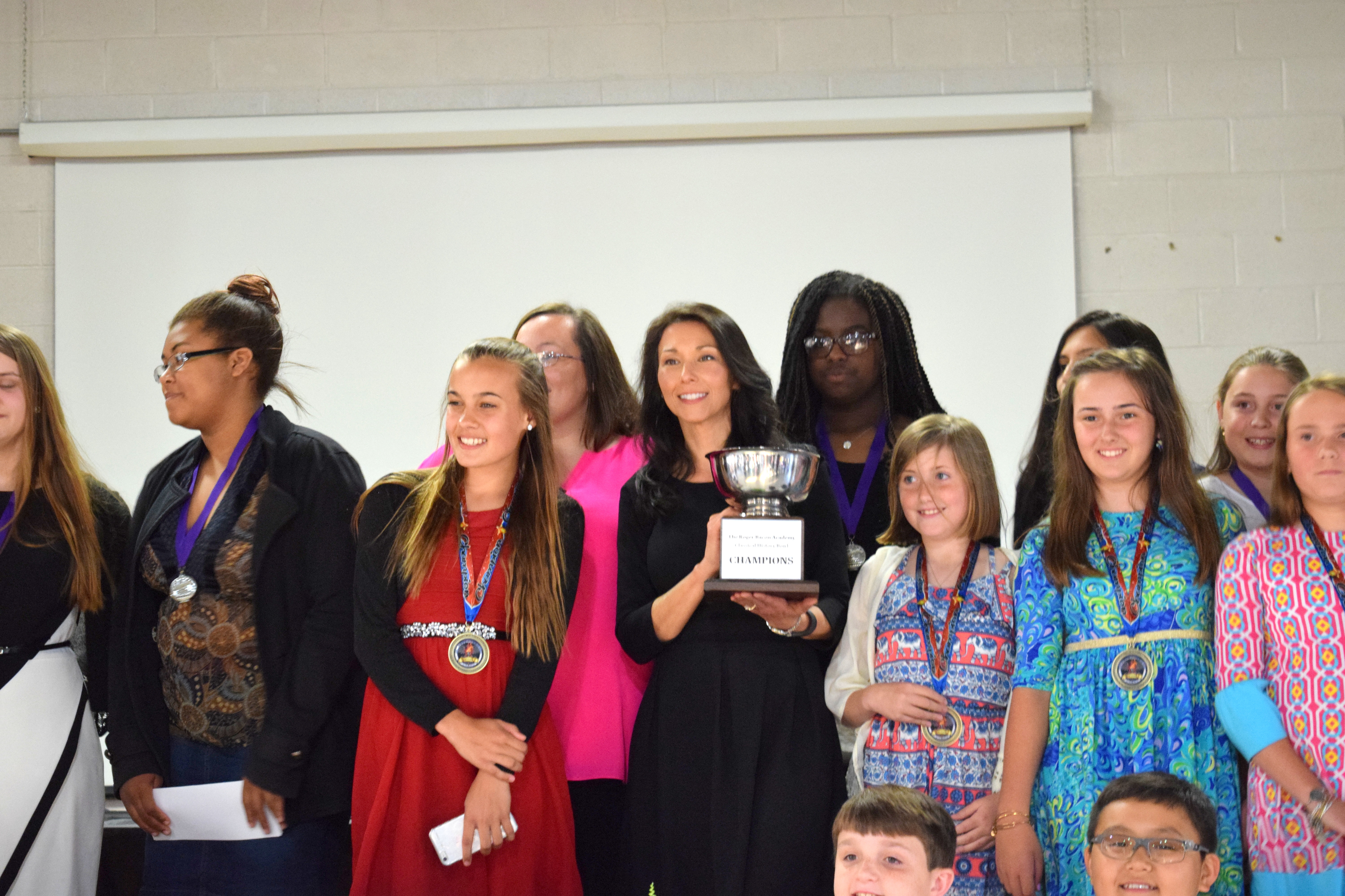 2016 Classical History Bowl « Charter Day School