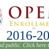 Enrollment for next year is OPEN! Jan. 1-31, 2016