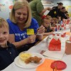 Charter Day School Throws Thanksgiving Feast!